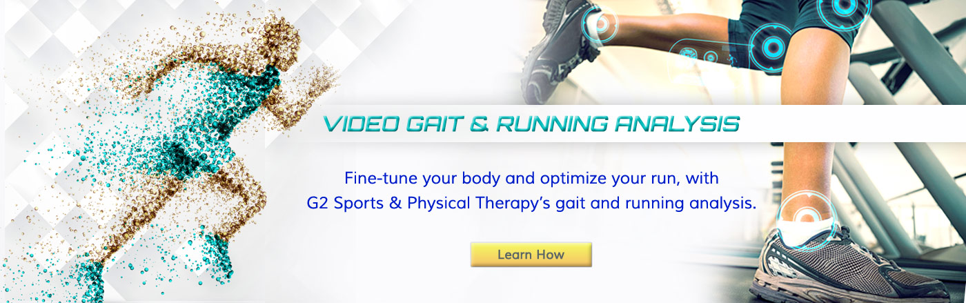 Video Gait Running Analysis